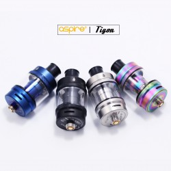 Tigon Tank 2ML Colors - Aspire