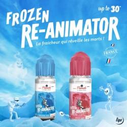 Sample lot de 2 saveurs Frozen Re-Animator - Le French Liquide
