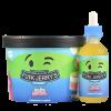 Cookie Monsterz - Fu(:k Jerry's - le meilleur juice a base de créme glacée a ce jour!! saveur fraise laiteuse,sucre vanillé et biscuit . Cette fois-ci livré avec son packaging !