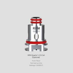 Résistances RPM40 Quartz 1.2Ω par 5 - Smoktech