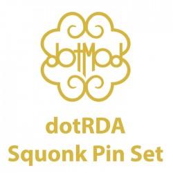 DotRDA Squonk Pin Set Service Pack - Dotmod