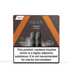 Pod Hexa Tobacco - Hexa