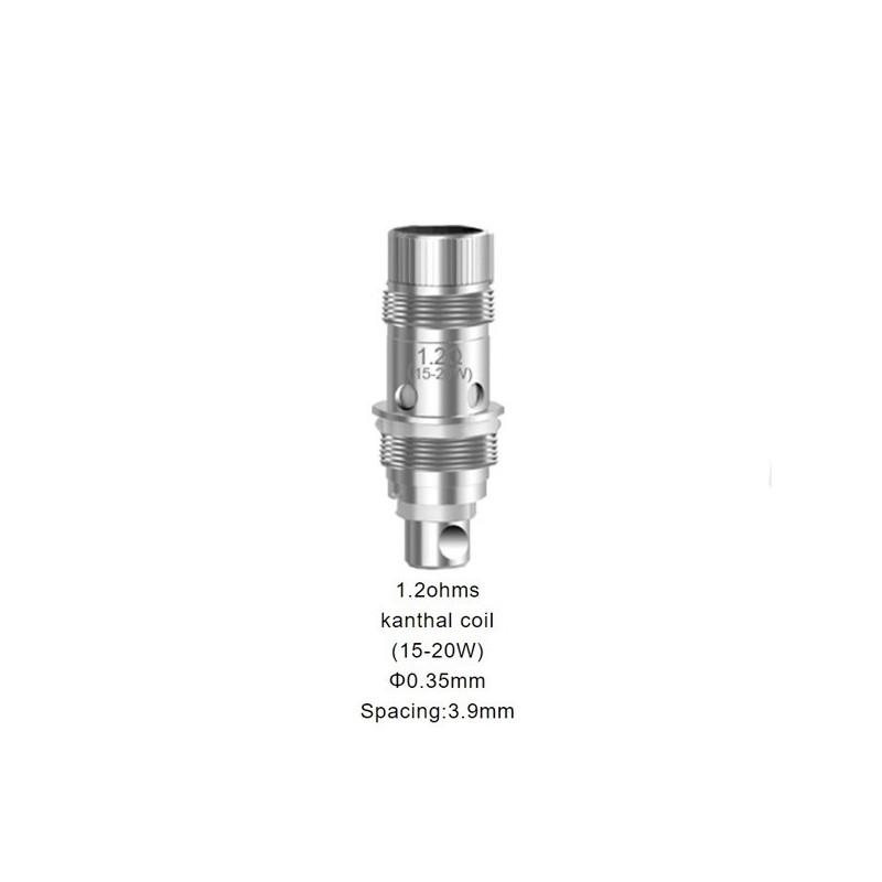 Résistances Triton Mini par 5 - Aspire