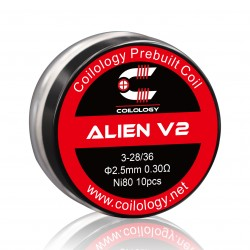 Performance Coil Alien V2 par 10 - Coilology