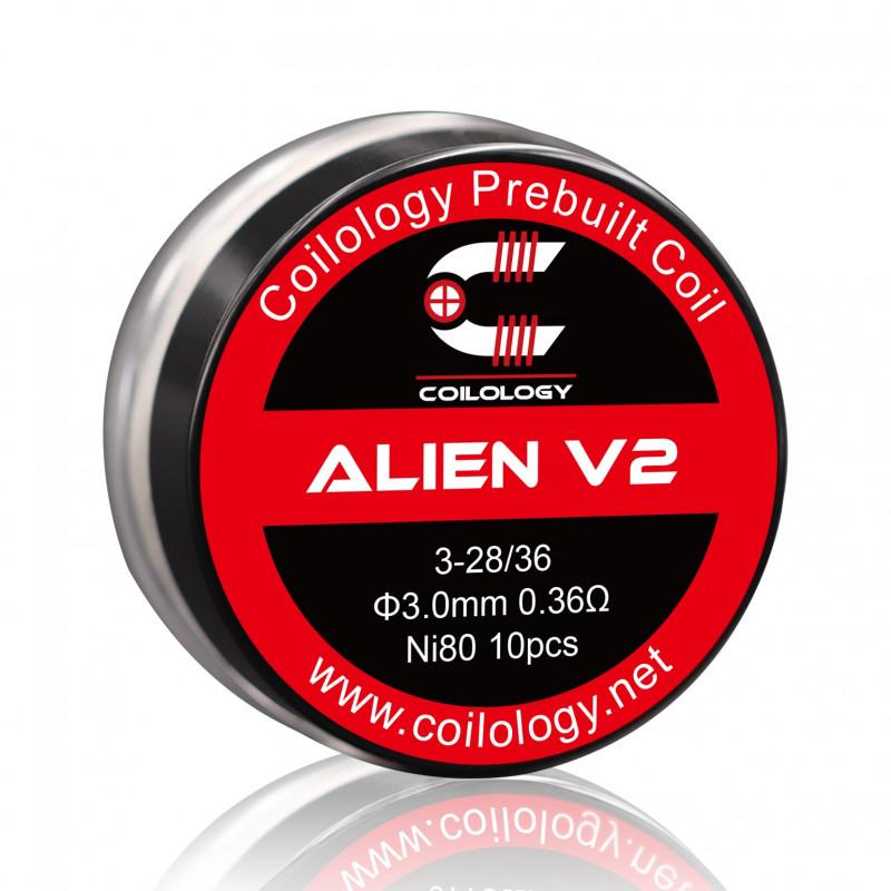 Performance Coil Alien V2 par 10 - Coilology