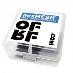 Résistances nexMesh pour Profile par 10 - Wotofo x ORFRF