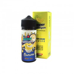 Horny Banana Bubblegum 100ML - Horny Flava