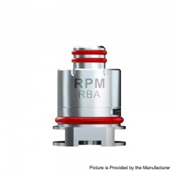 RBA pour RPM40 - Smoktech