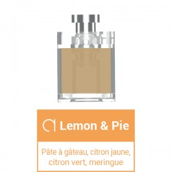 Pod Lemon & Pie pour Slym par 3 - Alfaliquid x Aspire