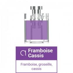 Pod Framboise Cassis pour Slym par 3 - Alfaliquid x Aspire