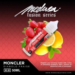Moncler 50ML Fusion Series - Medusa