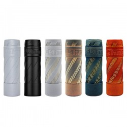 El Thunder 21700 MechMod Edition Silver Grey - ViVa la Cloud
