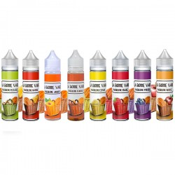 Lot de 8 samples Madeleine - La Bonne Vape