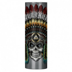 Sleeve pour Mod Meca Skull Chief Noir - Limitless