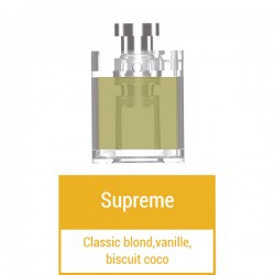 Pod Supreme pour Slym par 3 - Eliquid France x Aspire