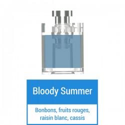Pod Bloody Summer pour Slym par 3 - Fruizee x Aspire