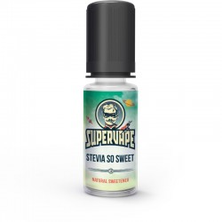 Stevia So Sweet Concentré d'arôme 10ML - SuperVape by Le French Liquide