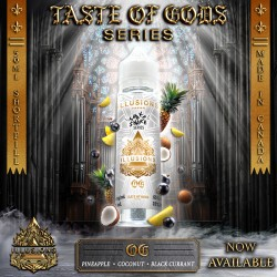 Taste of Gods - OG 50ML - Illusions Vapor