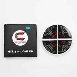 MTL 4 in 1 Kit SS316L - Coilology