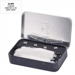 Metal Box Sandvik Alien - Coilology