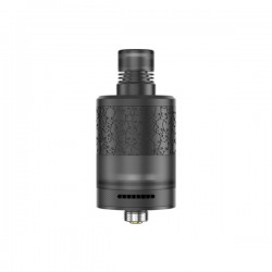 Precisio Silver Night RTA MTL 2.7ml - BD Vape