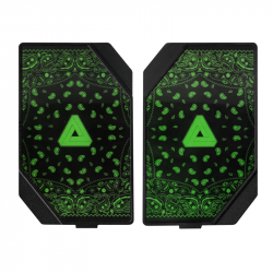 Porte Interchangeable Box Neon Green Bandanna  - Limitless