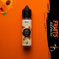 Fruits Adoucis - Pêche Abricot Crème Fouettée 50ML - Vape Institut