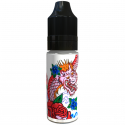 Liquideo XBUD-Pink Dragon 10ml