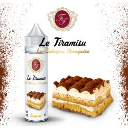 Le Tiramisu 50ML + Booster 10ML - La Fabrique Française