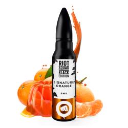 Signature Orange 50ML - Riot Squad Black Edition