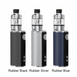 Kit Istick T80W Rubber Edition TC + Melo 4 D25 - Eleaf