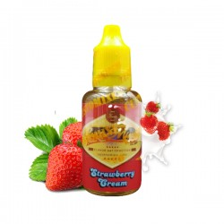 Strawberry Cream 30ML Concentré - CustoMixed