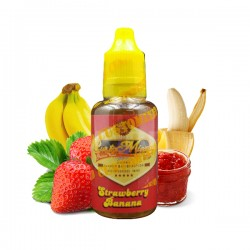 Strawberry Banana 30ML Concentré - CustoMixed