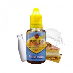 Milk Cake 30ML Concentré - CustoMixed