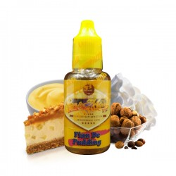 Flan de Pudding 30ML Concentré - CustoMixed