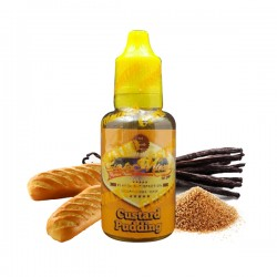 Custard Pudding 30ML Concentré - CustoMixed