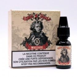 Wallace Strong 10ML Spirit of Absolu par 3 - Vape Cellar