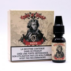 Vasco Light 10ML Spirit of Absolu par 3 - Vape Cellar