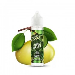 Monkey Mix - Circle Of Life 50ml - 12 Monkeys