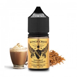 Don Juan Tabaco Dulce Concentré 30ML - Kings Crest