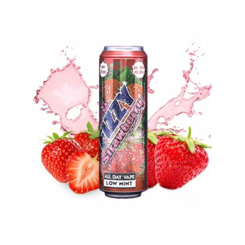 Strawberry 50ML - Fizzy Juice