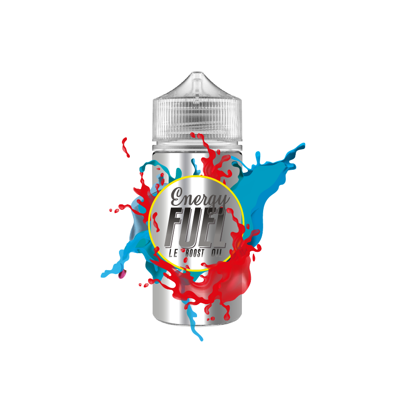The Boost Oil 100ML - Energy Fuel by Fruity Fuel