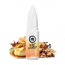 50 Cal Custard Concentré 30ML - Riot Squad Shots