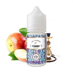 Pomme Shisha Concentré 30ML - Le Coq Gourmand