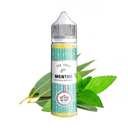 Menthe Eucalyptus 50ML - Le Coq Frais