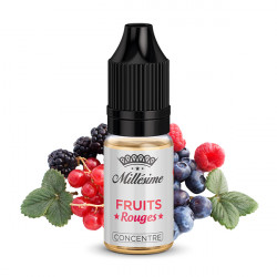 Fruits Rouges Concentré 10ML - Millésime