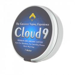 Coton 1M 100% Organique - Cloud 9