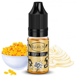 Creamy Flake Salt 10ML - Religion Juice