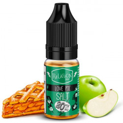 Love Pie Salt 10ML - Religion Juice