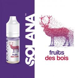 Fruits des bois 10ml par 10 - Solana